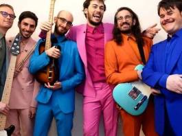 Pinguini Tattici Nucleari Sanremo 2020