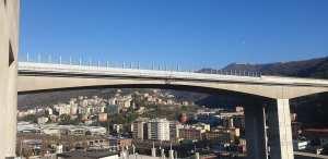 viadotto Bisagno autostrada a10