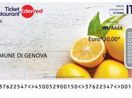 buono spesa Comune Genova