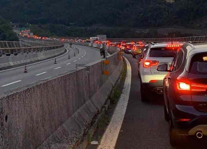 code autostrada A12 Genova Livorno