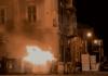 incendio piazza Poch