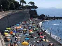 Vesima spiaggia Villa Azzurra