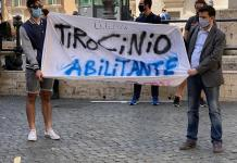 psicologi protesta