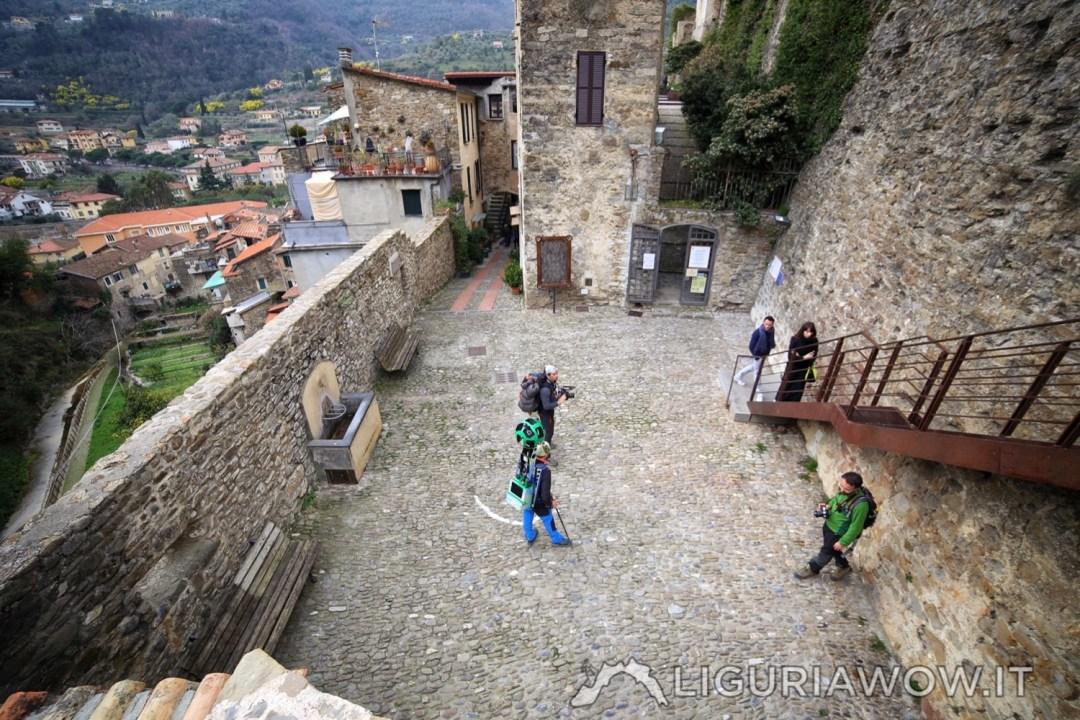 Ingresso Castello Doria