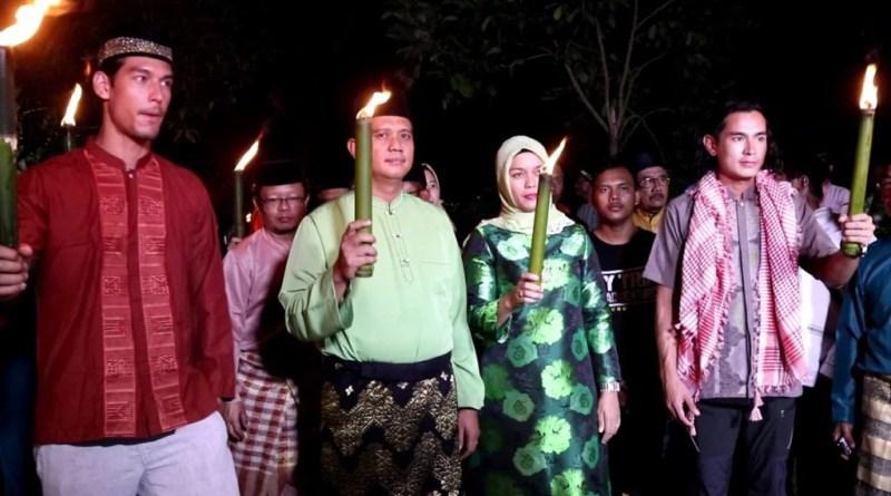 Festival Lomba Lampu Cangkok Bintan Berhadiah 37 Juta Rupiah