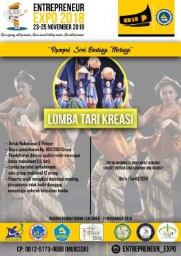 Lomba Tari Kreasi