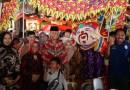 Bazar Imlek 2019 di Kota Tanjungpinang Penuh Kebersamaan