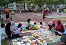 Taman Baca Gelora Madani Buka Stand di Alun-Alun Batam Center