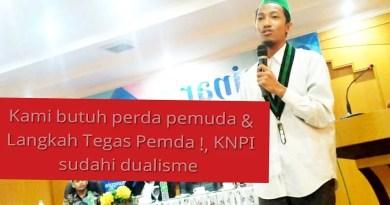 Kritik HMI Terkait Perda Pemuda Hingga Dualisme KNPI