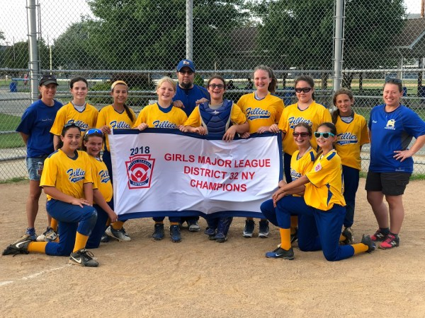 East Meadow Fillies clinch district victory for a second ...