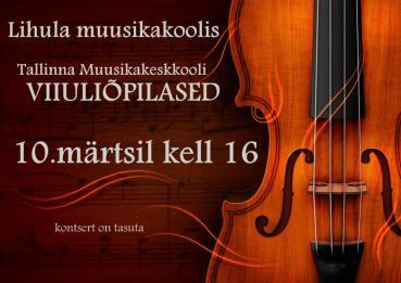 Viiulikontsert