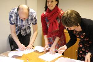 Allkirjastamas