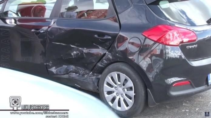 Liiklusõnnetusti lavastatakse järjest rohkem