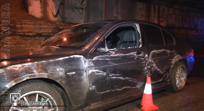 Kindlustuseta autode kahjusumma aastas on 2 000 000 eurot