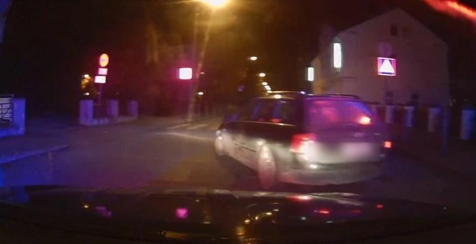 """Rakvere politseinikud peatasid joobes juhi sõiduki """"siiliga"""""""