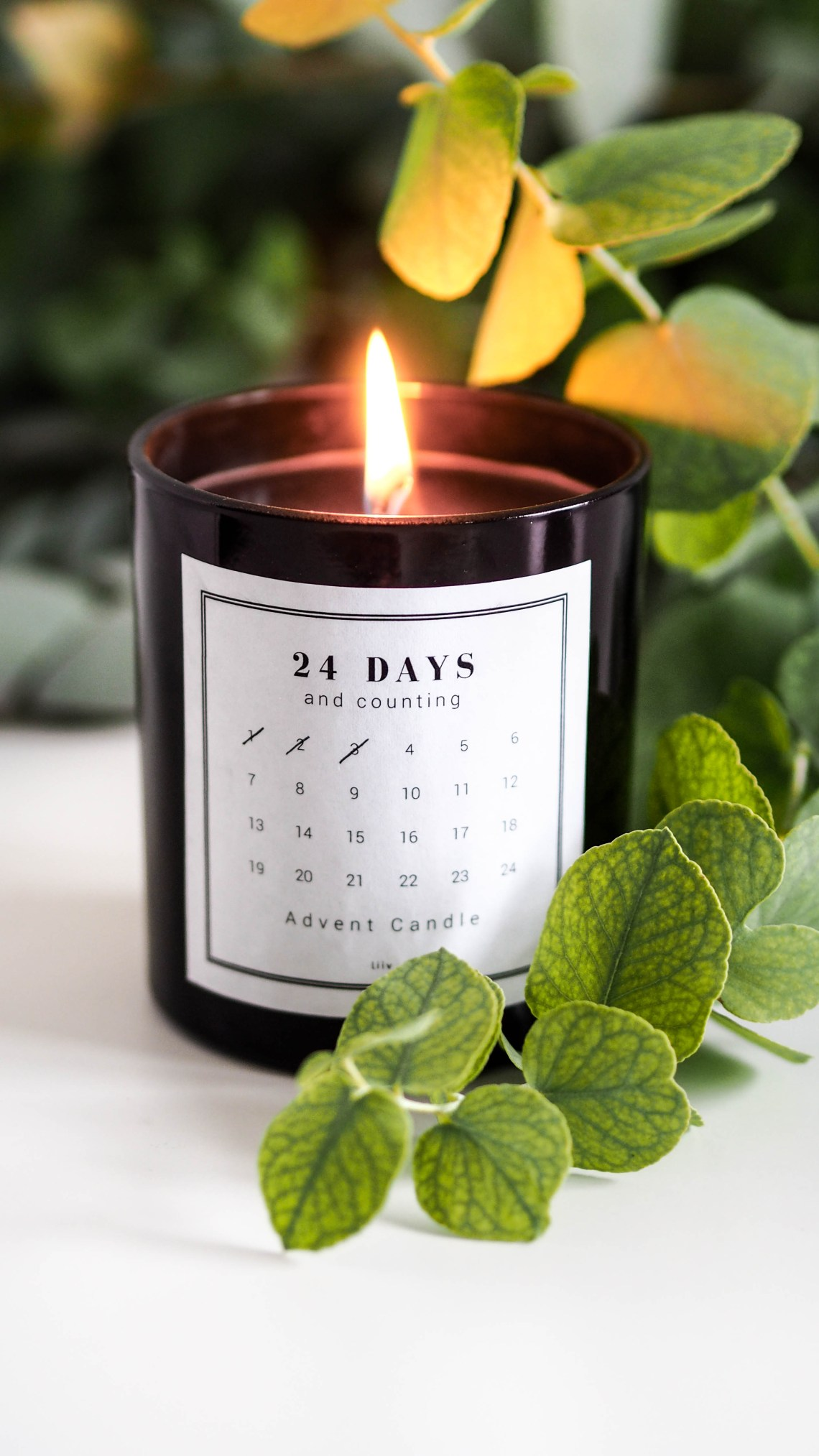 DIY-Advent-Calendar-Candle-Adventskalender-Kerze-Julljus-Jul-Christmas
