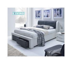 Łóżka tapicerowane do sypialni i hoteli