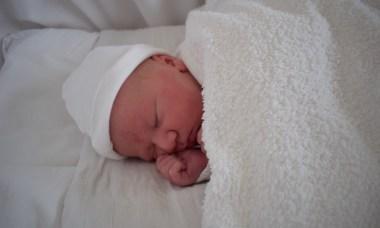geboorte vierde kindje