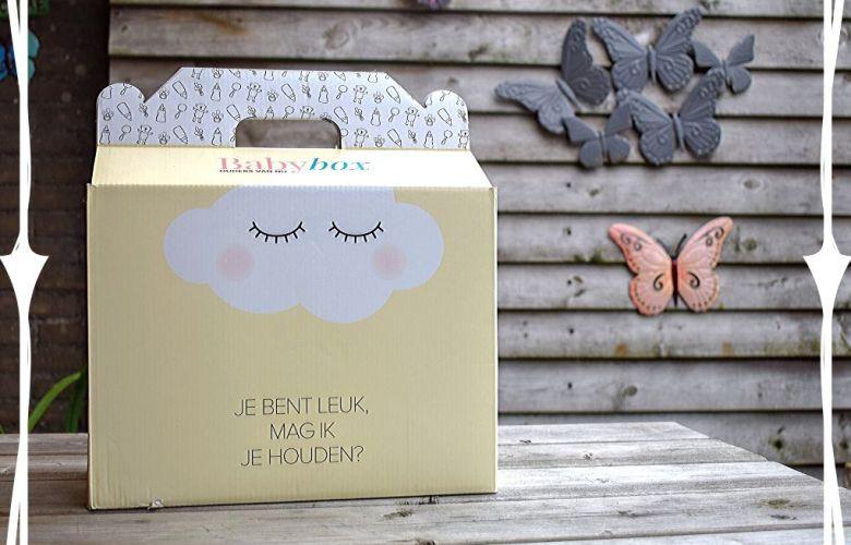 Wat zit er in de gratis babybox van ouders van nu