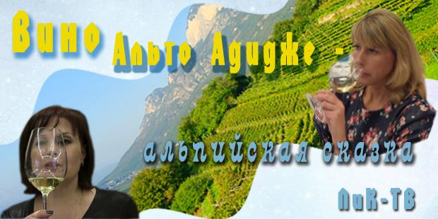 Вино Альто Адидже — альпийская сказка