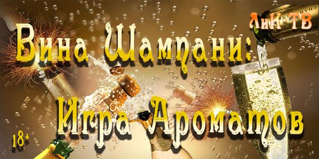 «Вина Шампани: игра ароматов». ЛиК-ТВ