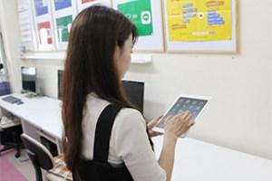 LiKタブレット教室レッスンイメージ