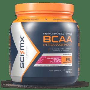 BCAA intra workout