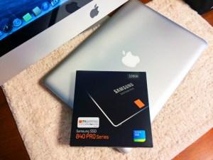 【前編】MacBook Pro mid 2012を分解してSSDに換装しました|HDDをSSDに交換