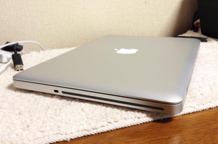 Macbookpro開封3
