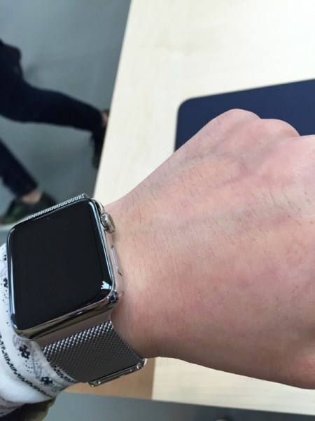 Apple Watch42 試着5