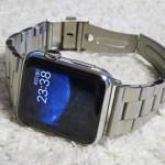 【レビュー】「JETech」のApple Watch交換用メタルバンドが超かっこいい!