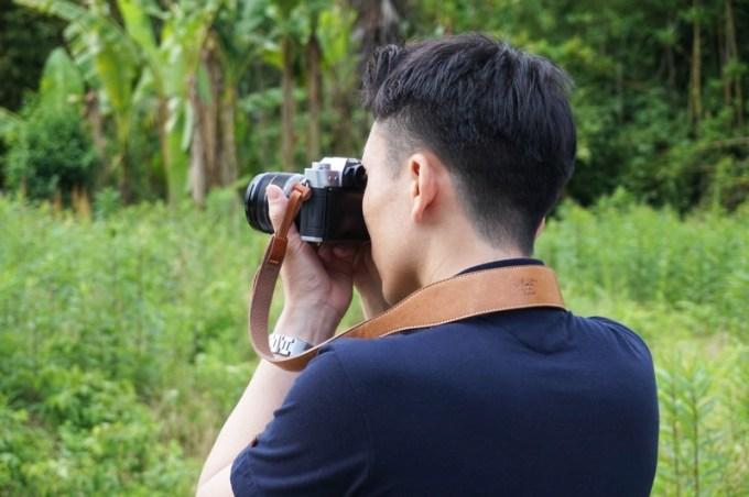 Masa profile camera