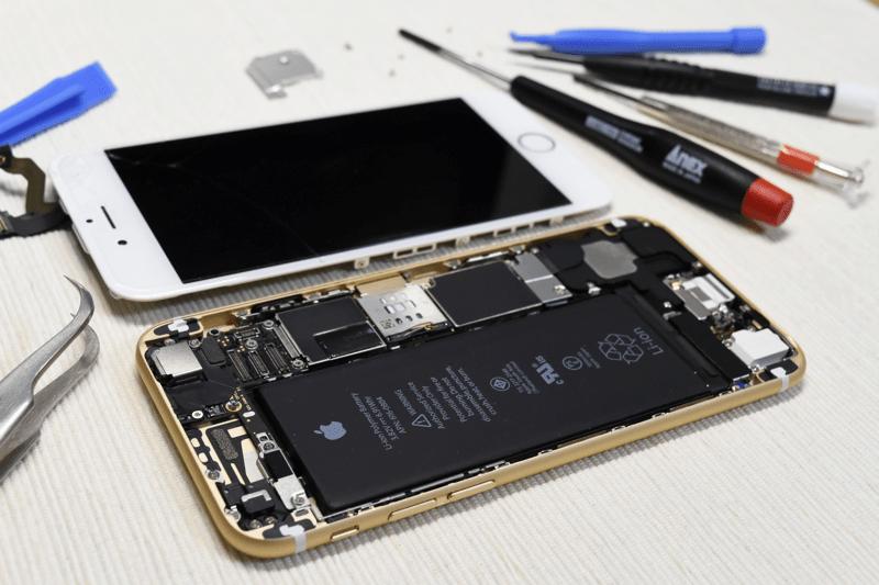 Iphone repair myself0