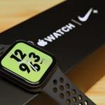 【開封レビュー】専用文字盤とバンドがカッコいい!Apple Watch Series4 Nike+を購入しました!