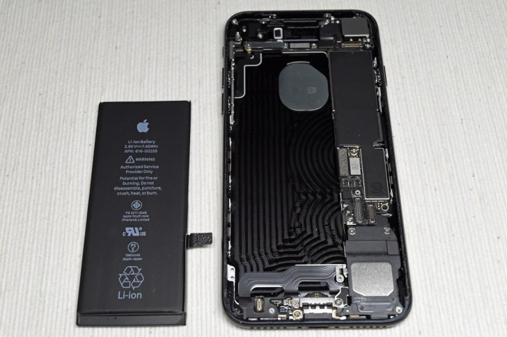 Iphone7 battery 14