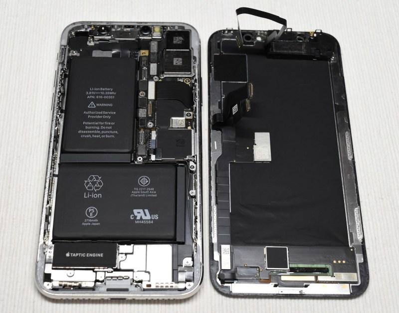 Iphone x open 12