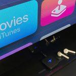 TVにBluetooth機能を追加してAirPodsで視聴する方法