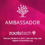 2018 RootsTech Ambassador