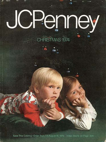 The JC Penney Christmas Wishbook