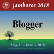 2018 Jamboree Blogger