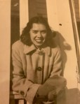 My mom. Martha Lee Willett