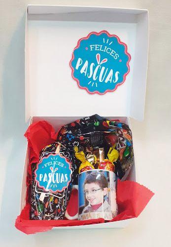 gift box pascuas personalizado regalo