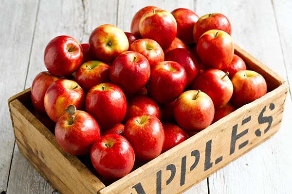 7 razões para comer maçãs todos os dias - Reduz significativamente o mau colesterol