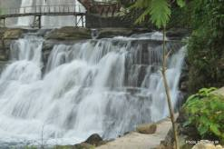 The Tinuy-an falls has lots of other smaller and beautiful falls below the main falls.