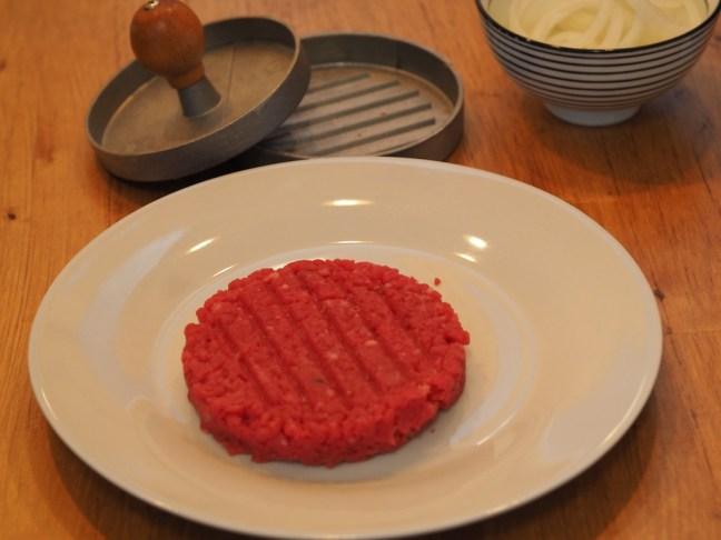 Steak haché maison