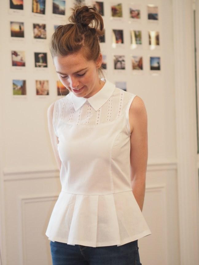 Commencer la couture