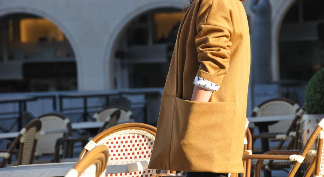 Patrons Couture Pour L'hiver 10 Manteaux De Femme qU67Z