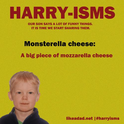 harryisms-monsterella
