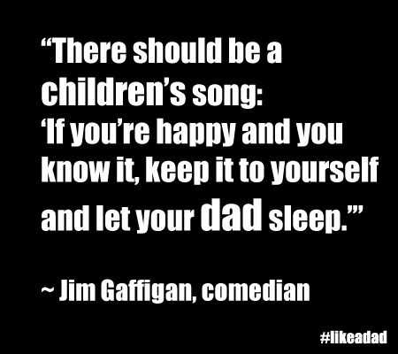 Jim Gaffigan quote