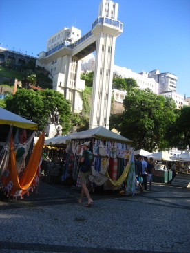 Sights of Salvador